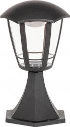 Stalp de gradina LED SORENTO Rabalux 8W 500 lm 3000K negru RB-8127 Corpuri de iluminat