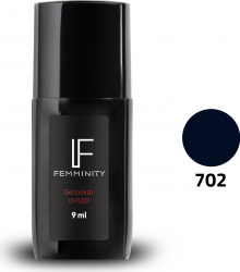 Oje semipermanente F702 9ml - Femminity Manichiura