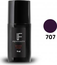 Oje semipermanente F707 9ml - Femminity Manichiura
