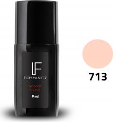 Oje semipermanente F713 9ml - Femminity Manichiura