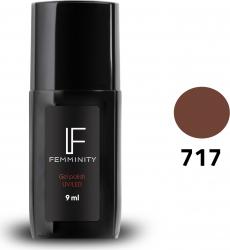 Oje semipermanente F717 9ml - Femminity Manichiura