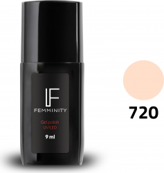 Oje semipermanente F720 9ml - Femminity Manichiura