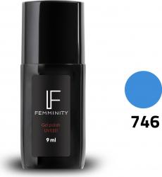 Oje semipermanente F746 9ml - Femminity Manichiura