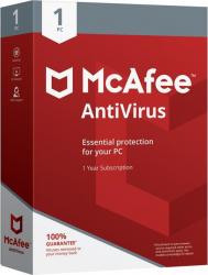McAfee Antivirus 2020 - 1 Dispozitiv 1 An