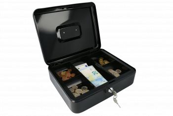 Caseta bani Europe300 cheie 90x300x240 mm
