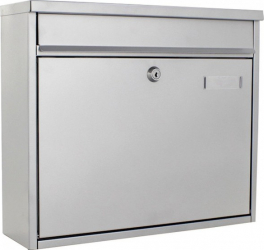 Cutie postala Hochhaus II argintiu 315 x360 x115 mm