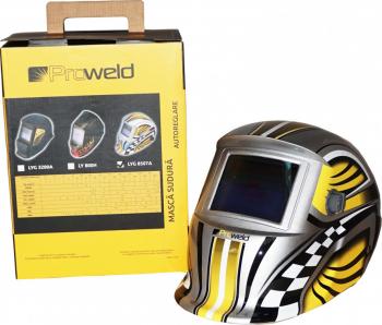 Masca de sudura automata ProWeld LYG-8507A LCD reglabila Accesorii Sudura