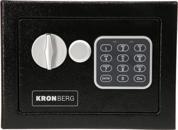 Seif Kronberg PROTECT EL 170x230x170mm inchidere digitala si cheie