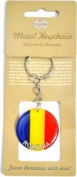 Breloc Tricolor Romania