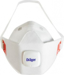 pret preturi Masca de protectie respiratorie Drager X-plore 1930V FFP3 cu supapa