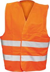 Vesta F and F cu vizibilitate ridicata culoare Portocaliu HV marime universala Articole protectia muncii