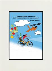 Poster Imaginatie de Viorel Moraru editie limitata 40X60cm Obiecte de arta