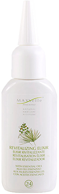 Set Fiole anti-cadere nr 1 + Cadou Tonic Elixir Detox 30 ml Cura Riattiva Maxxelle Masti, exfoliant, tonice