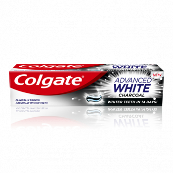 COLGATE PASTA DE DINTI ADV. WHITE CHARCOAL 75 ML Accesorii ingrijire dentara