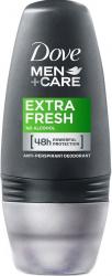 DOVE ROLL-ON 50 ML EXTRA FRESH Deodorant
