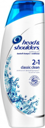 HEAD and SHOULDERS SAMPON 180ML CLASSIC CLEAN Sampon