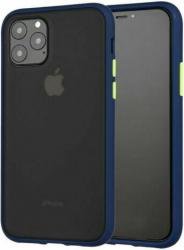 Husa de protectie Bibilel pentru iPhone 11 Pro Max protectie spate bumper capac de protectie Albastru BBL1584 Huse Telefoane