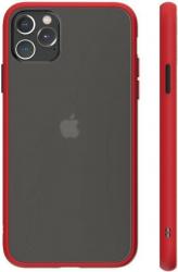 Husa de protectie Bibilel pentru iPhone 11 Pro Max protectie spate bumper capac de protectie Rosu BBL1581 Huse Telefoane