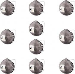 Pachet 10 masti de protectie respiratorie impotriva particulelor 3M 9913V Masti chirurgicale si reutilizabile