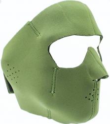 Masca Viper Special neopren verde Echipamente protectie Motorsport