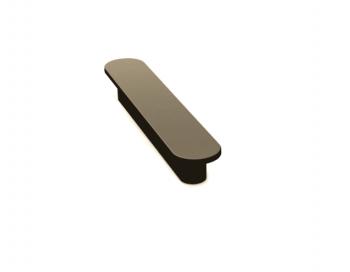 Maner pentru mobilier Myra maro-gri L 122 mm Accesorii mobilier