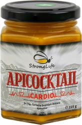 Apicocktail CARDIO - mix apicol cu proprietati terapeutice cardio-vasculare by Dr. Ing. Cornelia Dostetan Abalaru apicultor - 225g