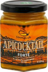 ApiCocktail Forte - mix apicol pentru revitalizarea sistemului imunitar by Dr. Ing. Cornelia Dostetan Abalaru apicultor - 225g