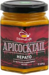 ApiCocktail HEPATO - mix apicol pentru protectia si regenerarea celulelor hepatice by Dr. Ing. Cornelia Dostetan Abalaru apicultor - 225g