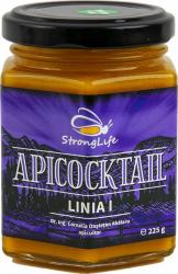 ApiCocktail LINIA 1 - mix apicol by Dr. Ing. Cornelia Dostetan Abalaru apicultor - 225g