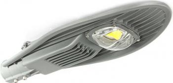 Lampa stradala LED COB IP65 LED Market Leaf Putere 50W 5700K Alb Rece 50 000H Corpuri de iluminat