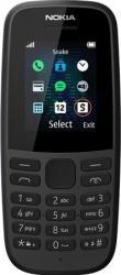 Telefon mobil Nokia 105 2019 Dual SIM Black Telefoane Mobile