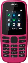 Telefon mobil Nokia 105 2019 Dual SIM Pink Telefoane Mobile