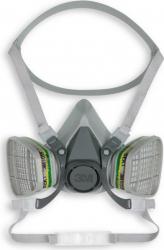Set masca de protectie 3M 6200 cu Filtre de protectie 3M 6059 2 buc Articole protectia muncii