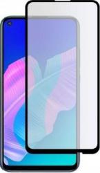 Folie de protectie Bibilel high quality pentru Huawei P40 Lite sticla securizata Negru-Transparent duritate 9H BBL1576