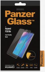 Folie Sticla PanzerGlass pentru Huawei P30 Lite Negru Folii Protectie