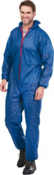 Combinezon de protectie KOM albastru M Articole protectia muncii
