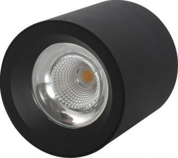 Spot LED aplicat LED Market M1810B Putere 20W 4000K lumina neutra Corp Negru 50 000H Corpuri de iluminat