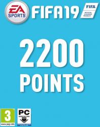 FIFA 19 - 2200 FUT Points Jocuri