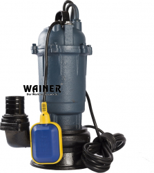 Pompa submersibila apa murdara WAINER WP6 2600W 165l/min 15m Pompe si Motopompe