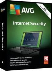 AVG Internet Security AVG Licenta Electronica 2 PC 1 AN Pentru Acasa Antivirus