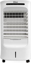Ventilator cu racitor si purificator de aer mobil ZILAN ZLN-3826 Racire/Umidificare/Purificare Telecomanda Rezervor apa 10 l