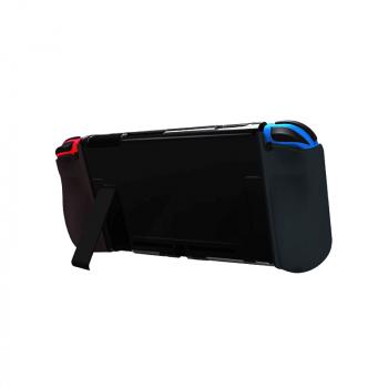 Husa carcasa DOBE de protectie TPU pentru Nintendo Switch negru