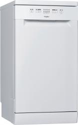 Masina de spalat vase Whirlpool WSFE 2B19 10 seturi 5 programe Clasa A+ 45 cm Alb