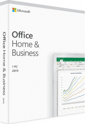 Office 2019 Home and Business Retail 32-64 bit toate limbile licenta electronica Aplicatii desktop