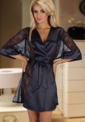 Halat Stephanie Beauty Night Negru L/XL Halate dama