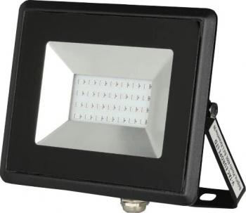 Proiector LED V-TAC - 20W lumina rosie Corpuri de iluminat