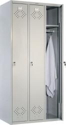 Vestiar metalic Kronberg Line IVT31/3 usi cheie 1830x850x500 mm