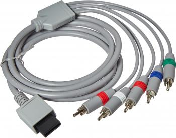 Cablu Component HD TV - Nintendo Wii