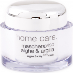 Masca alge si argila pentru ten 50 ml Home care profesional Masti, exfoliant, tonice