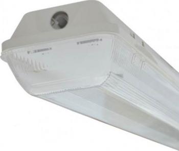 Corp Karina pentru tub led 2xLED T8 1500mm IP65 PC/PC Corpuri de iluminat